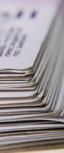 stapel papier